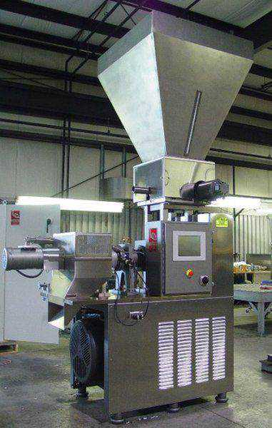 American Extrusion Advantage 100 Single Screw Food Extruder