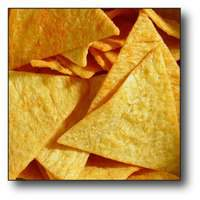 Fabricated Tortilla Chips
